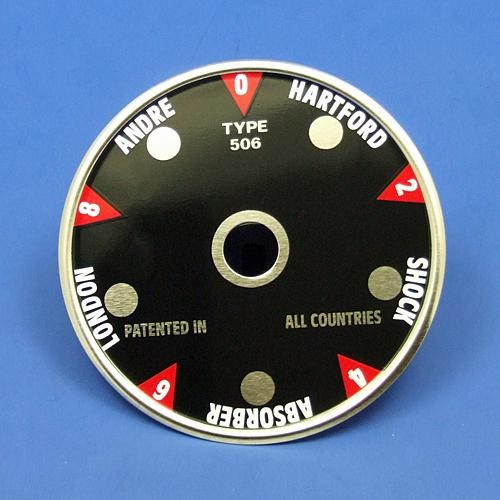 Andre Hartford dial type 506