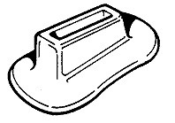 bumper iron cover