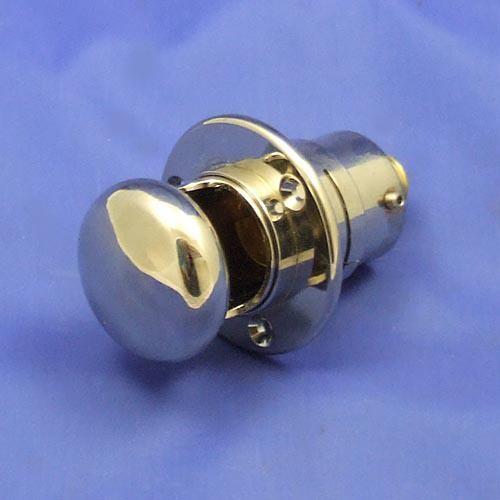 dash lamp - nickel