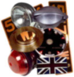 Classic car parts for all classic veteran and vintage for Antique car decor
